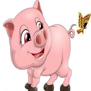 可爱小猪微信头像图片