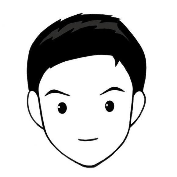 动漫 简笔画 卡通 漫画 设计 矢量 矢量图 手绘 素材 头像 线稿 580