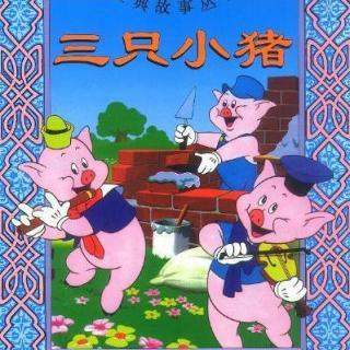 {第16期} 三只小猪图片