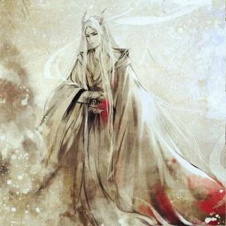 古风画手绘 公主抱