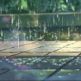 【音效】下雨的声音-睡前轻音乐