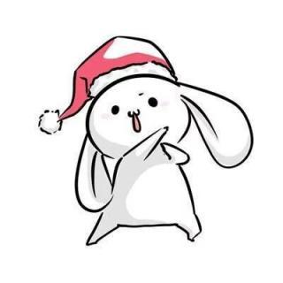 微信头像兔子卡通可爱