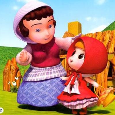 【亲爱的晚安】小红帽