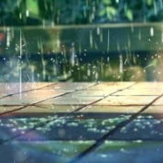 【言ノ叶の庭/Rain/MAD】在线收听_跟taxi学日漫画书矢量图片