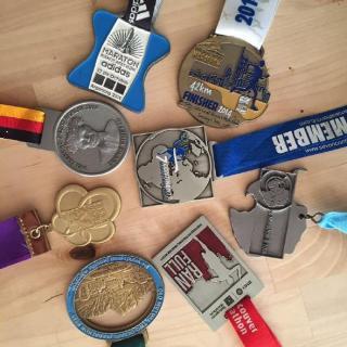 第104期:用脚步丈量世界——我如何跑遍七大洲马拉松 by 那可