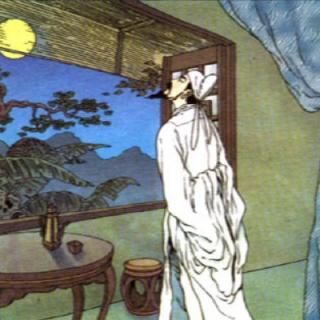 【《静夜思》唐 李白】在线收听_经典古诗词诵读赏析