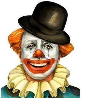 微信头像小丑流泪