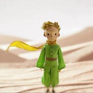 【法语故事听我说:小王子和作者的第一次相遇