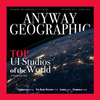 №20: Anyway Geographic