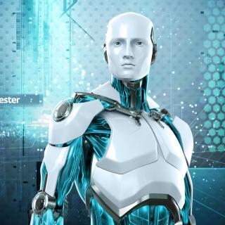 介绍:                              我要跟机器人