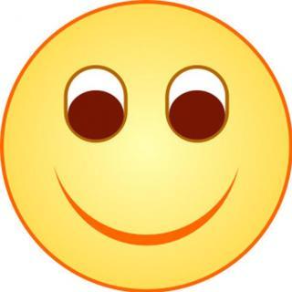 微笑嘴巴矢量图