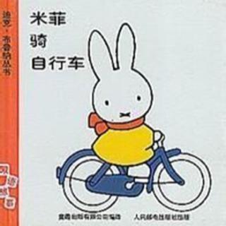 作者赋予米菲兔简朴的图案形象,不做任何解释,更不讲出细节,让读者以