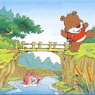 教你学儿歌 2 小熊过桥 -在线收听 听听我的baby 荔枝FM