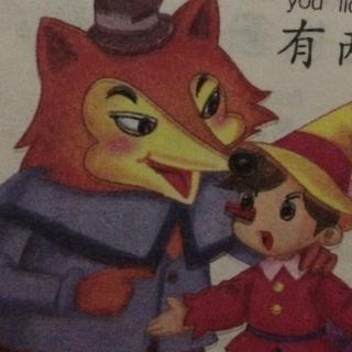 能爸讲故事--木偶奇遇记之遇上狐狸和猫