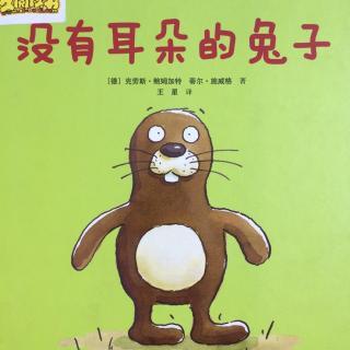 没有耳朵的兔子_《没有耳朵的兔子》木子老师