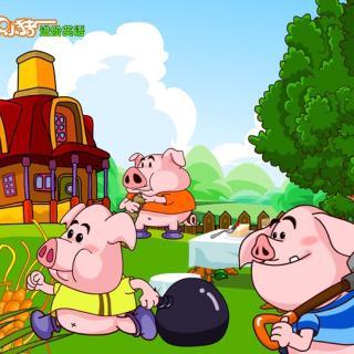 【三只小猪】在线收听_听小树妈妈讲故事_荔枝图片
