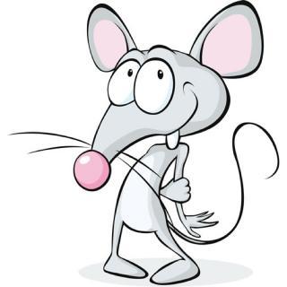 微信头像动物鼠