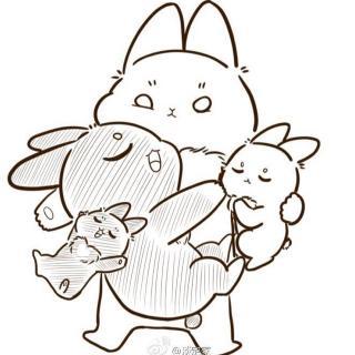 蓝二哥哥,兔子可爱还是羡羡可爱 双兔往事 魔道祖师 -在线收听 羡谁