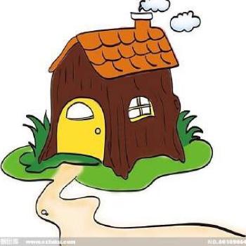 都市村庄幼儿园园长妈妈讲故事 砖头房子和木头房子