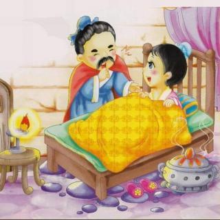 很黄的故事_睡前有声故事 黄香温席