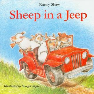 黄色�9��y.ly/)�o.�in9l#�+_廖彩杏低幼九册 - sheep in a jeep(歌曲版)
