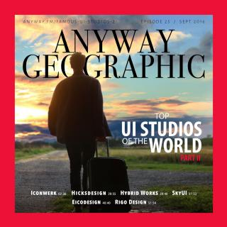 №25: Anyway Geographic II