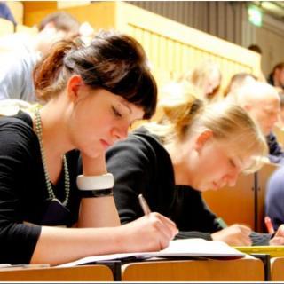 小题目系列:Studium| 聊聊德国大学生活 (配文)