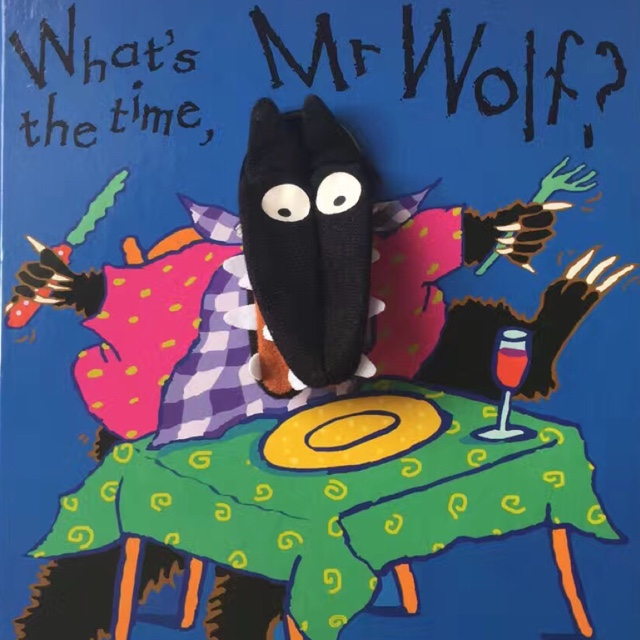 What's the time,Mr. Wolf