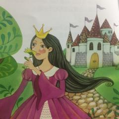 Chapter 1-A Beautiful Princess