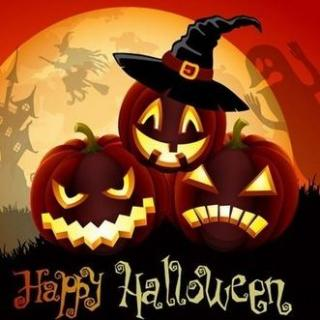 Shane English School---Halloween What do you see ?
