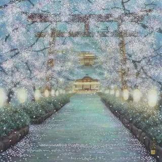 318 散文《陌上花,相思扣》作者:仓央嘉措  朗读:萧晗