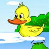 聪明的小鸭子的故事