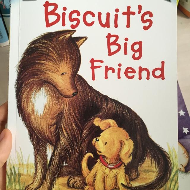 Biscit's Big Friend
