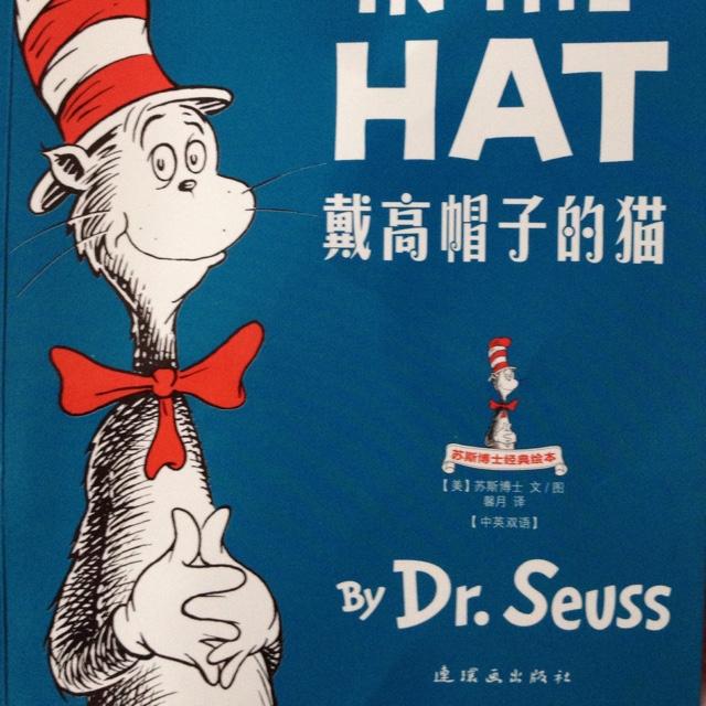 01 戴高帽子的猫