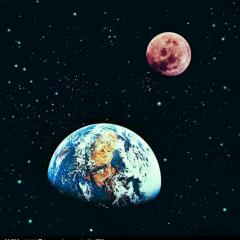 No.3我们的地球和月亮