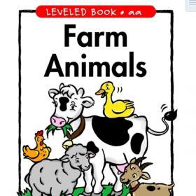 Raz aa: Farm Animals