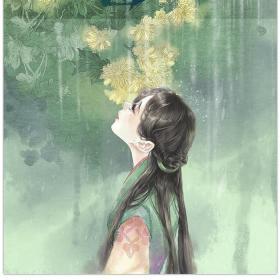 古风宫廷广播剧《大宫雏菊曲》第一期【白岸】