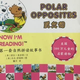 polar opposites(反义词)