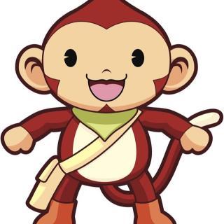 微信猴子噘嘴头像