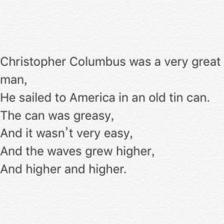 【鹅妈妈视频ChristopherColumbuswasaver童谣全口牙种图片