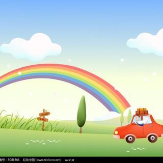实现彩虹的魔法步骤图