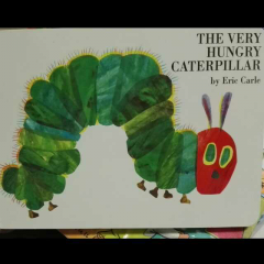 《THE HUNGRY CATERPILLAR》
