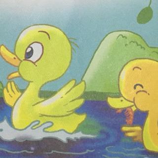 小鸭剪纸步骤图