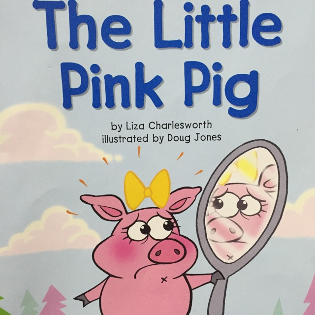 The Little Pink Pig