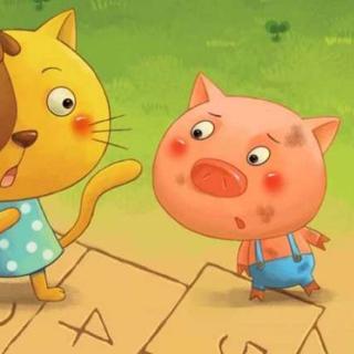 可爱猪猪微信头像图片大全