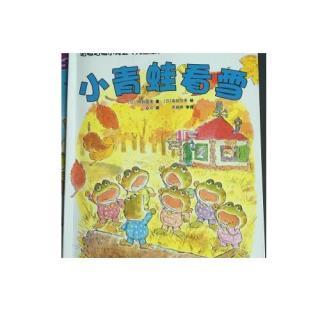 【凯叔讲故事】小青蛙看雪