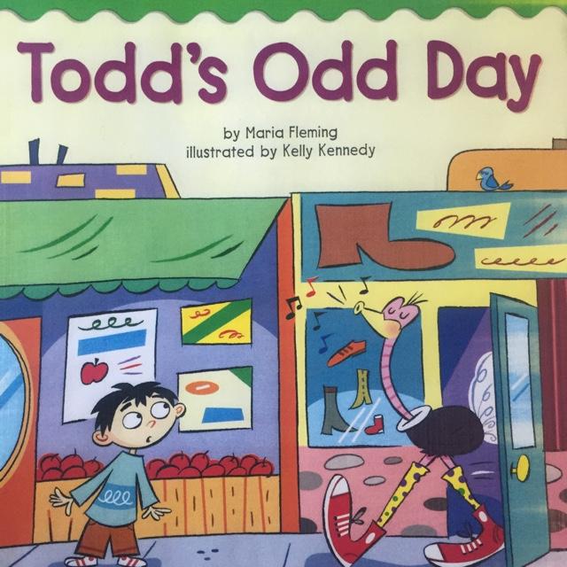 Todd's Odd Day