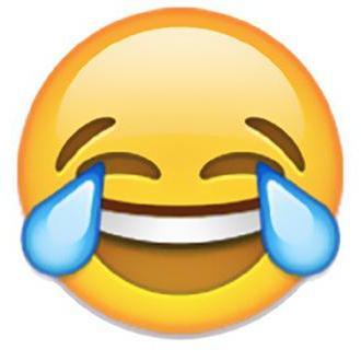 """【时不时新闻】161205 emoji表情包使用报告:全球网民最爱""""笑cry""""图片"""