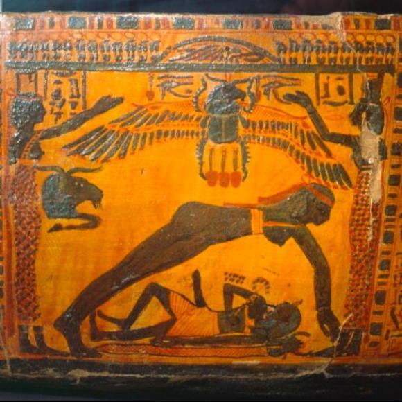 埃及人的守护神no.01 来自光明的守护——太阳神拉