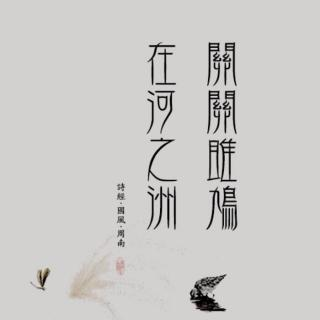 诗经·关雎/蒹葭(穿越千年,也难忘记的名字)